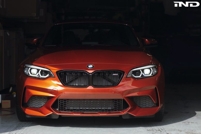 BMW M2 Competition Sunset Orange review 17 830x553