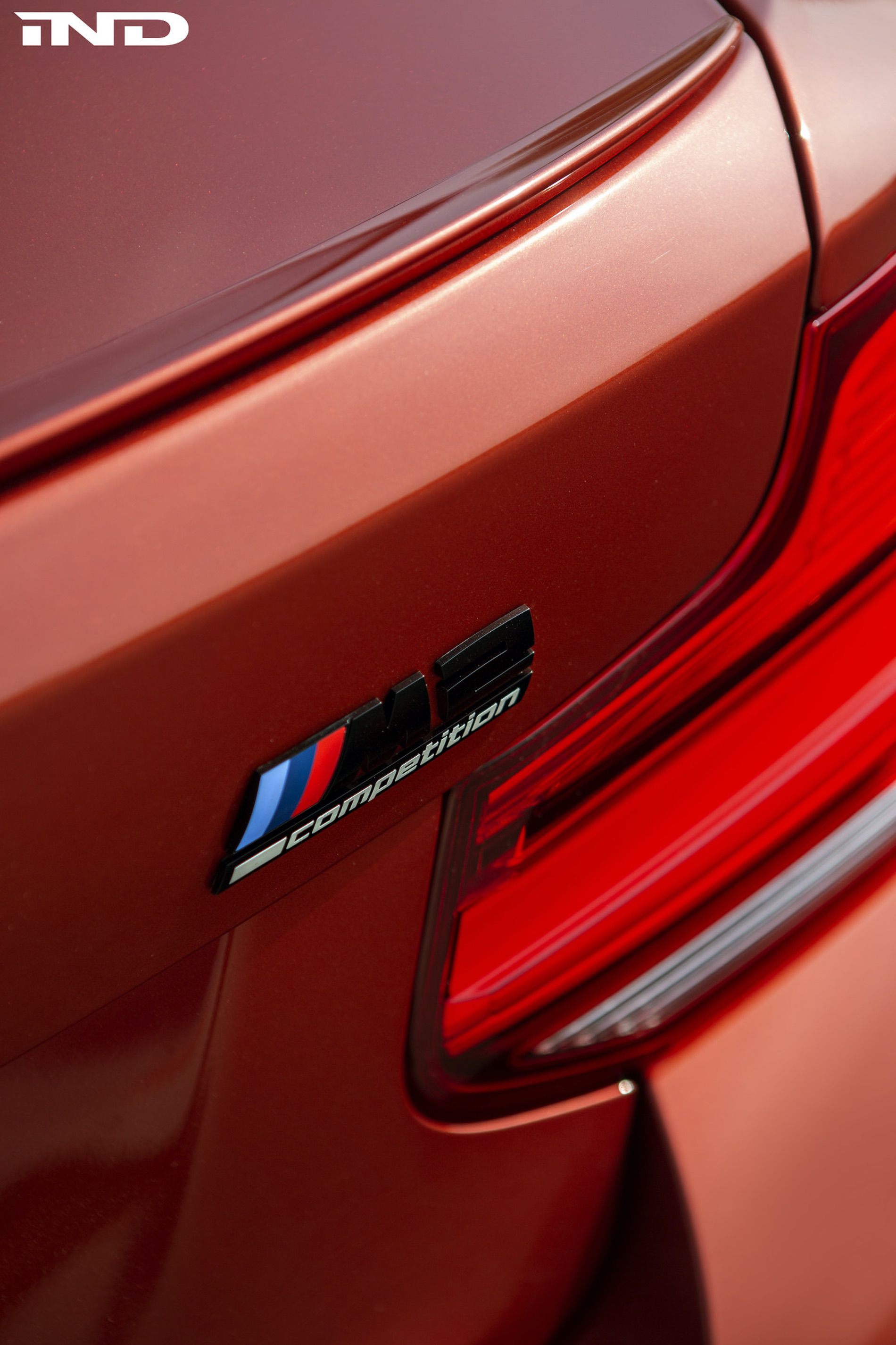 BMW M2 Competition Sunset Orange review 27