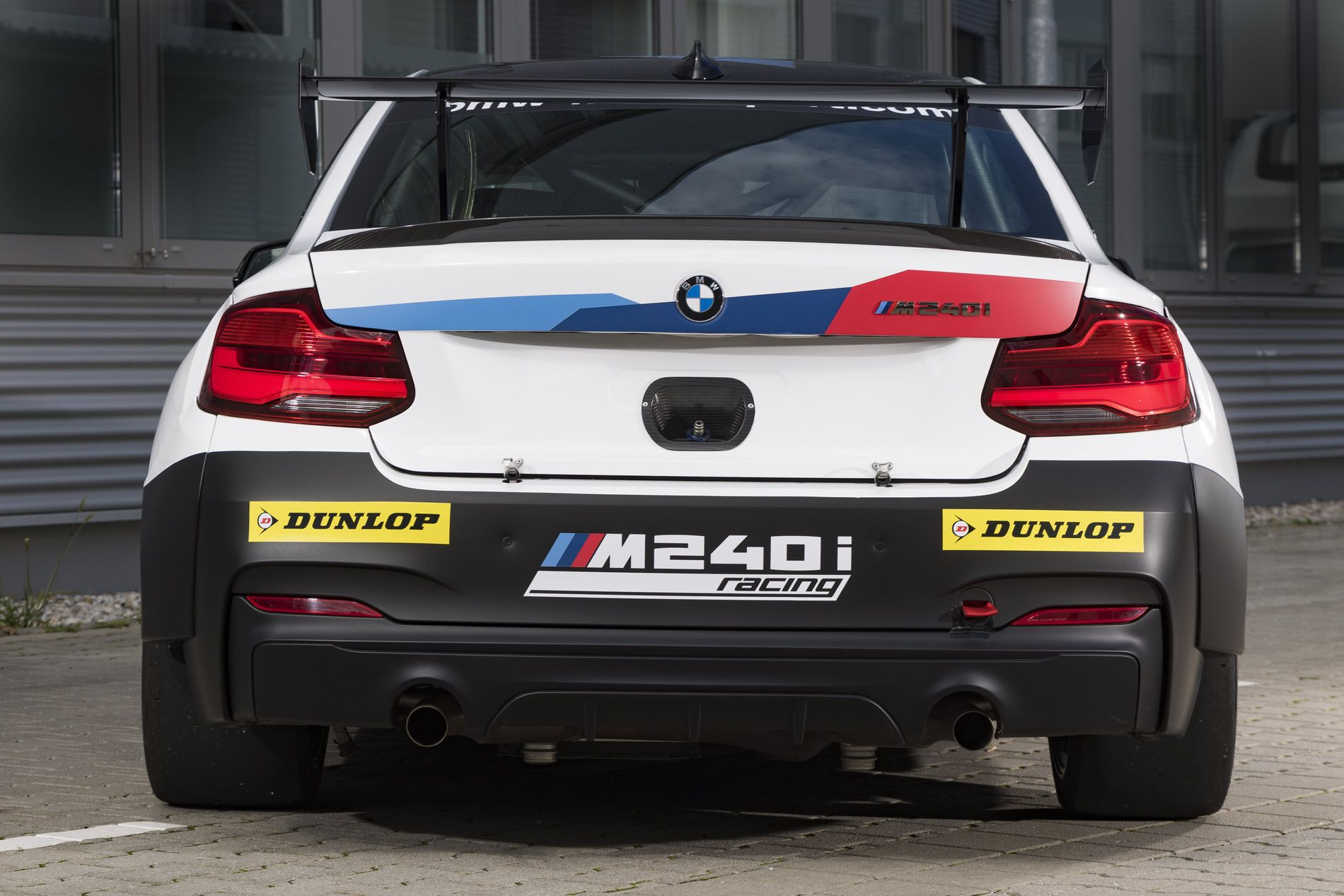 BMW M240i Racing Car 01