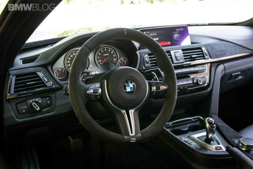 BMW M4 CS test drive 06 830x553