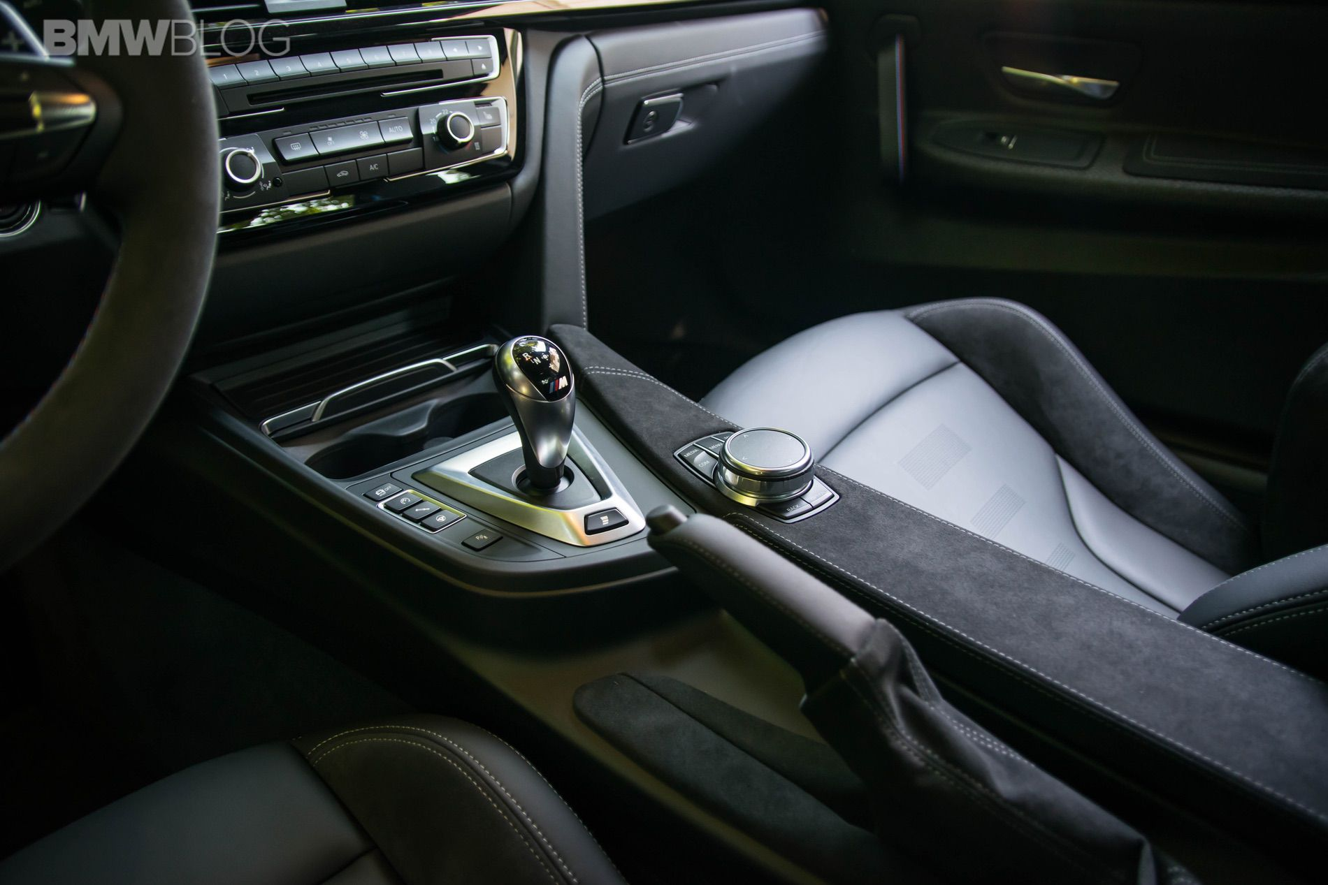 BMW M4 CS test drive 10