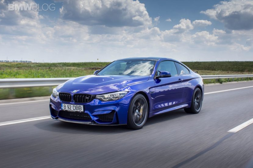 BMW M4 CS test drive 35 830x553