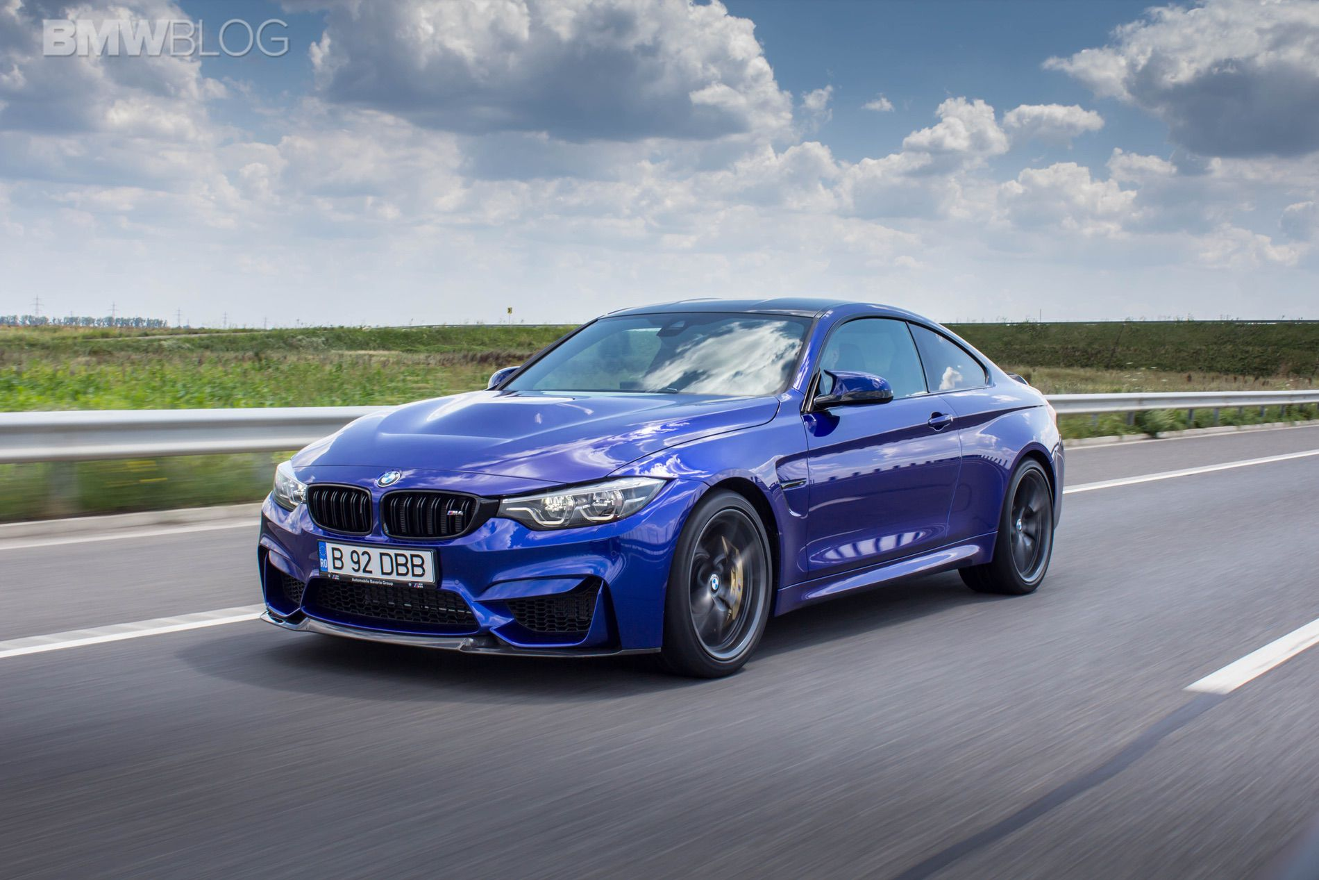 Bmw M4 Cs Car And Driver