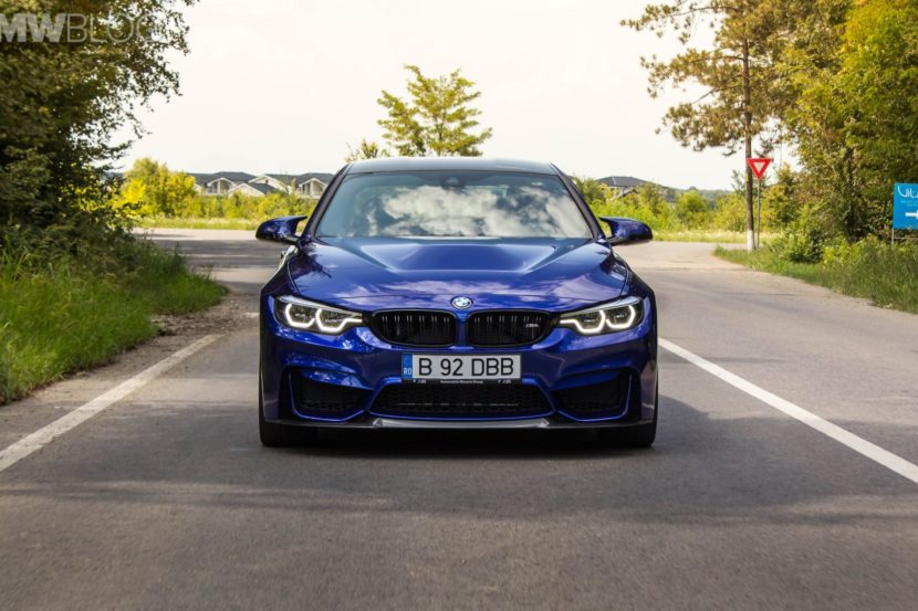 BMW M4 CS test drive 39 830x553