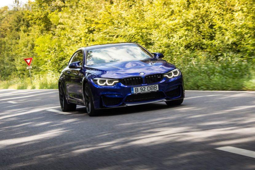 BMW M4 CS test drive 40 830x553