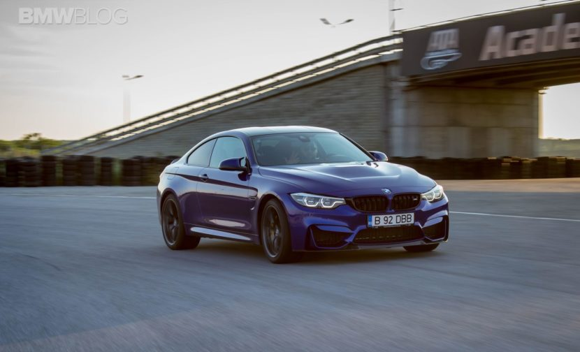 BMW M4 CS test drive 49 830x504