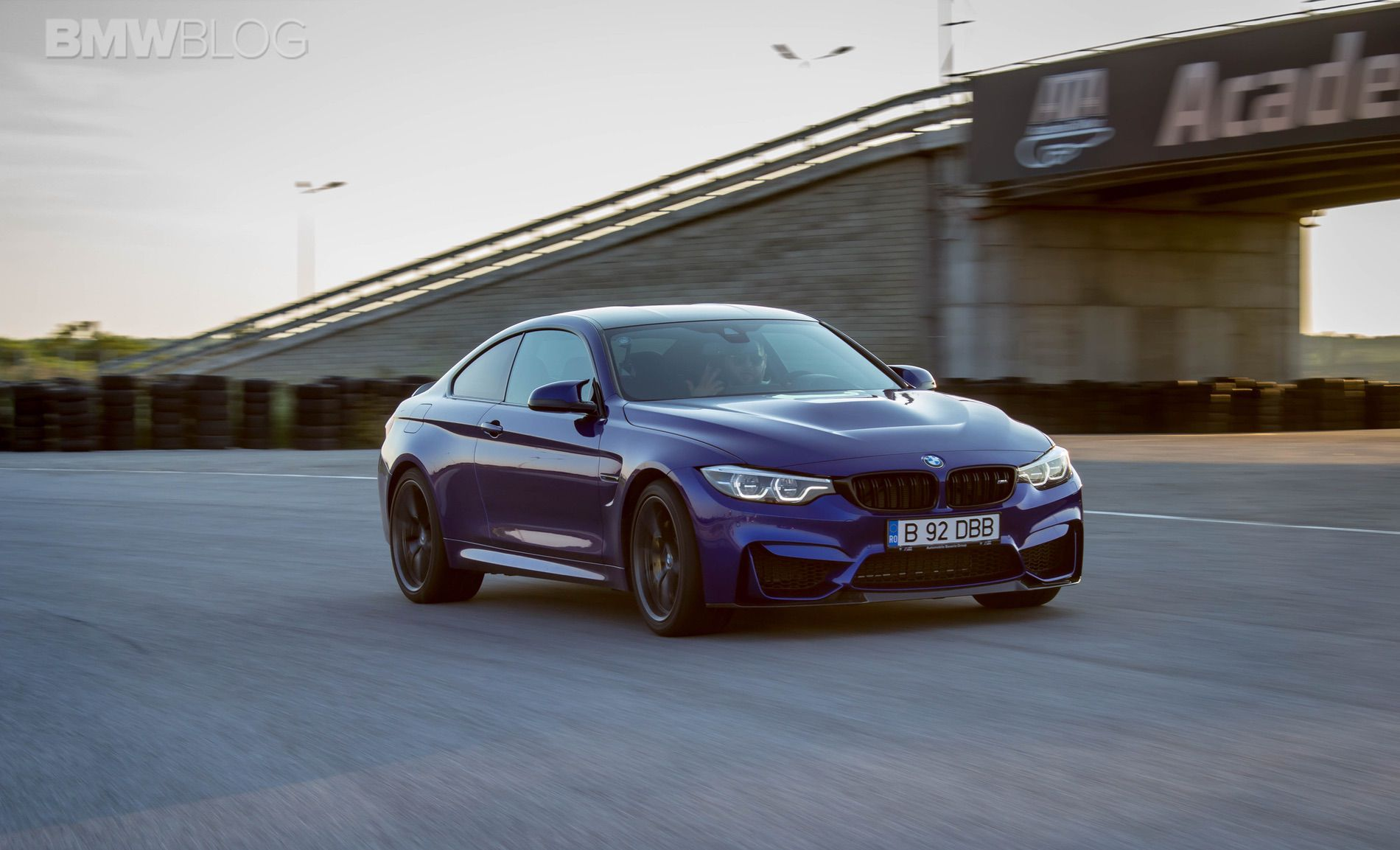Bmw Rd Boss Confirms Manual Awd For Upcoming M4