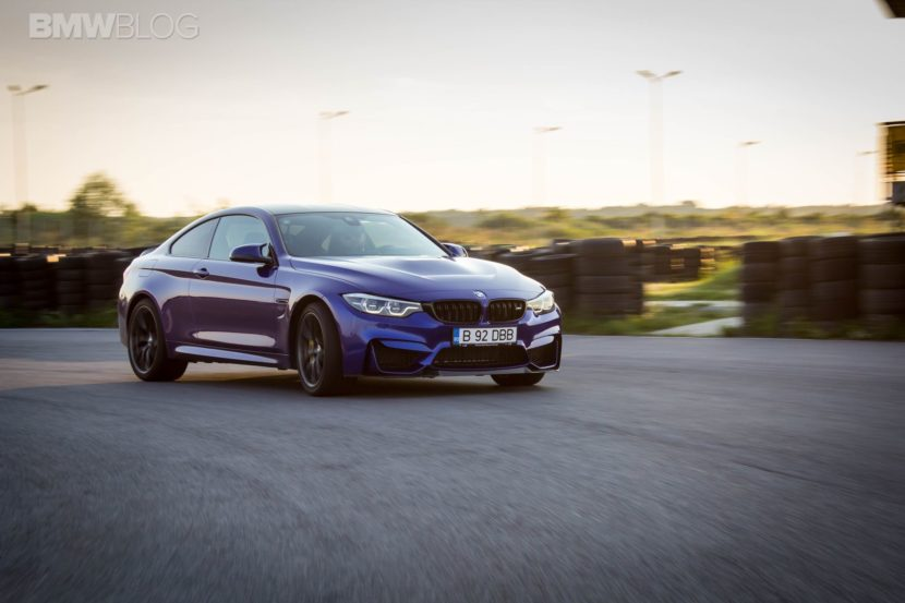 BMW M4 CS test drive 54 830x553
