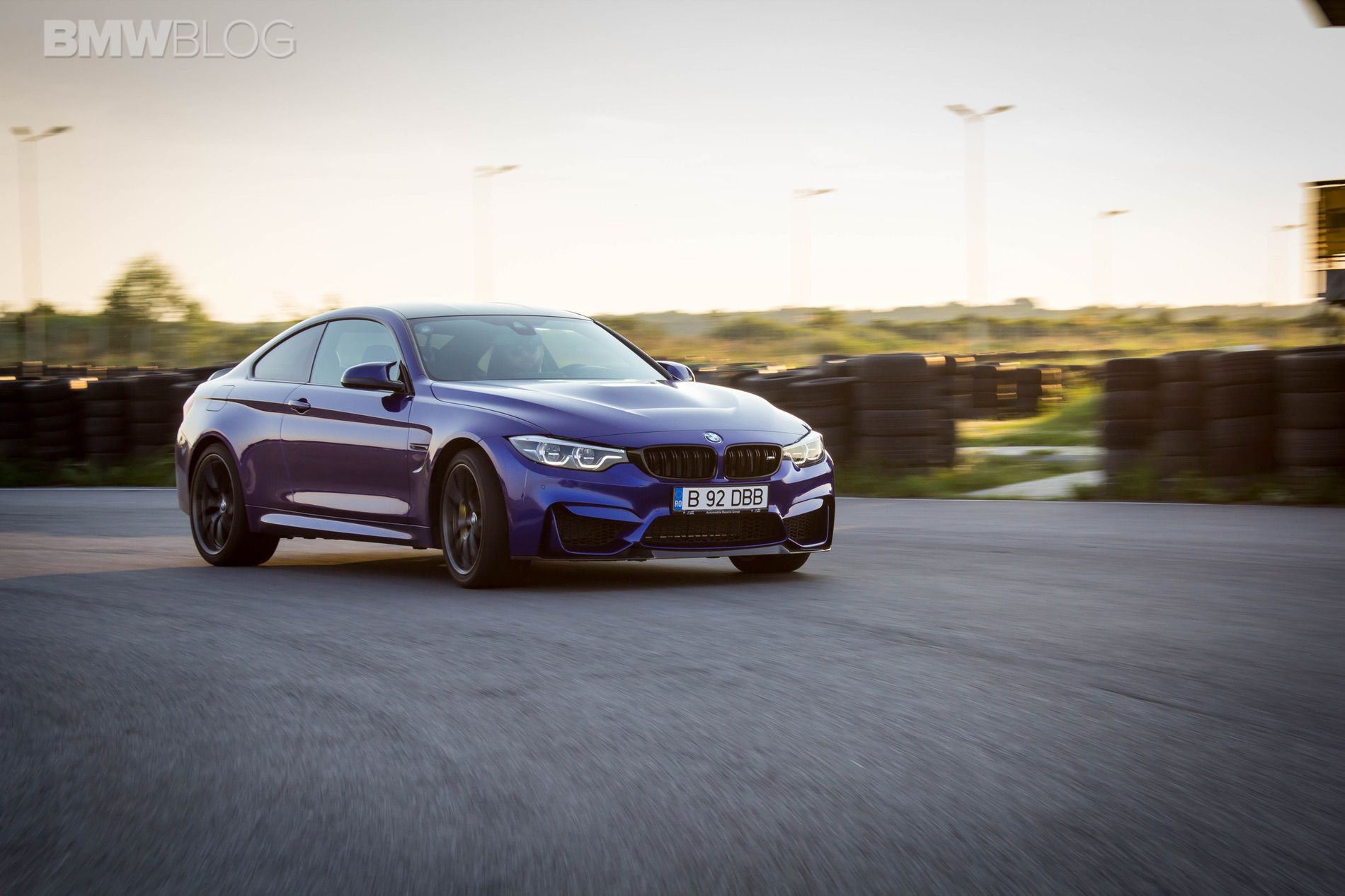 BMW M4 CS test drive 54