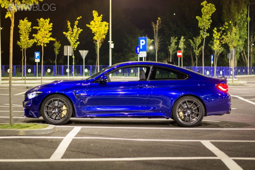 BMW M4 CS test drive 59 830x553