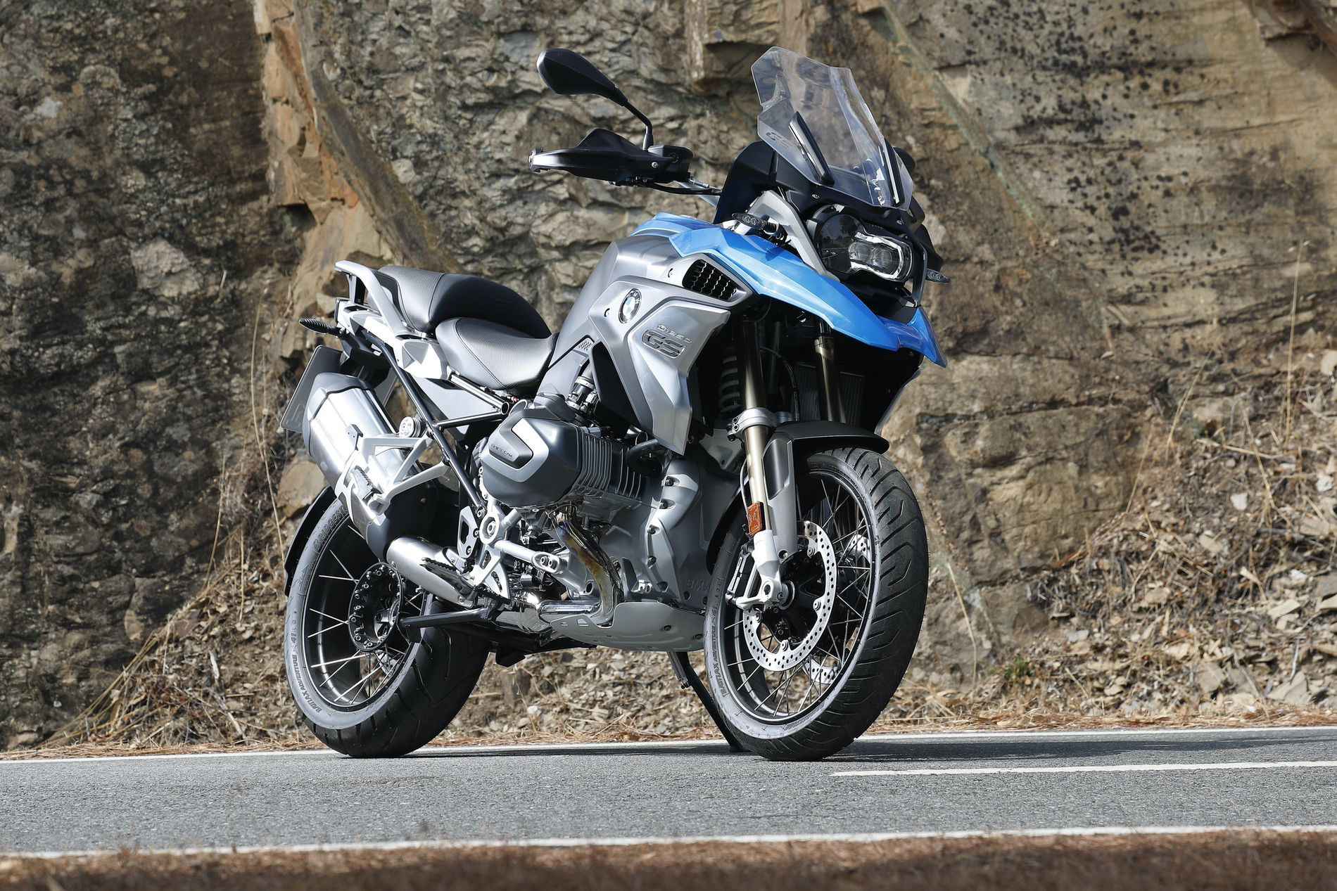 BMW R 1250 GS and BMW R 1250 RT 155