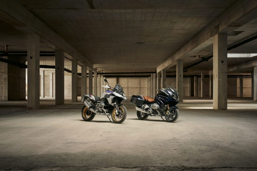BMW R 1250 GS and BMW R 1250 RT 33 830x553