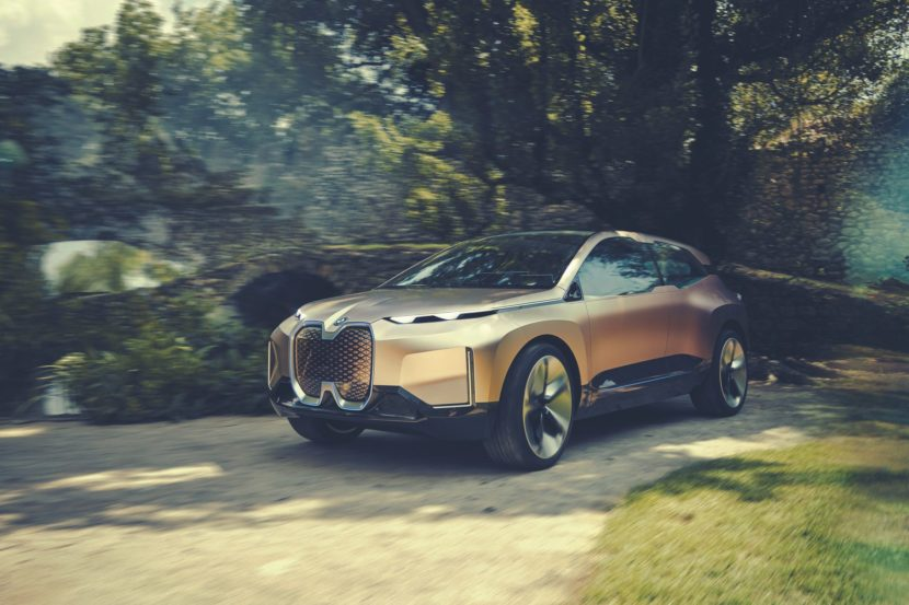 BMW VISION INEXT 21 830x553