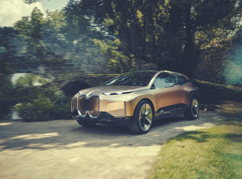 BMW VISION INEXT 21 830x616