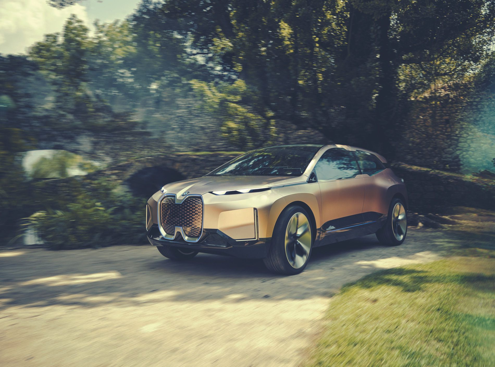BMW VISION INEXT 21