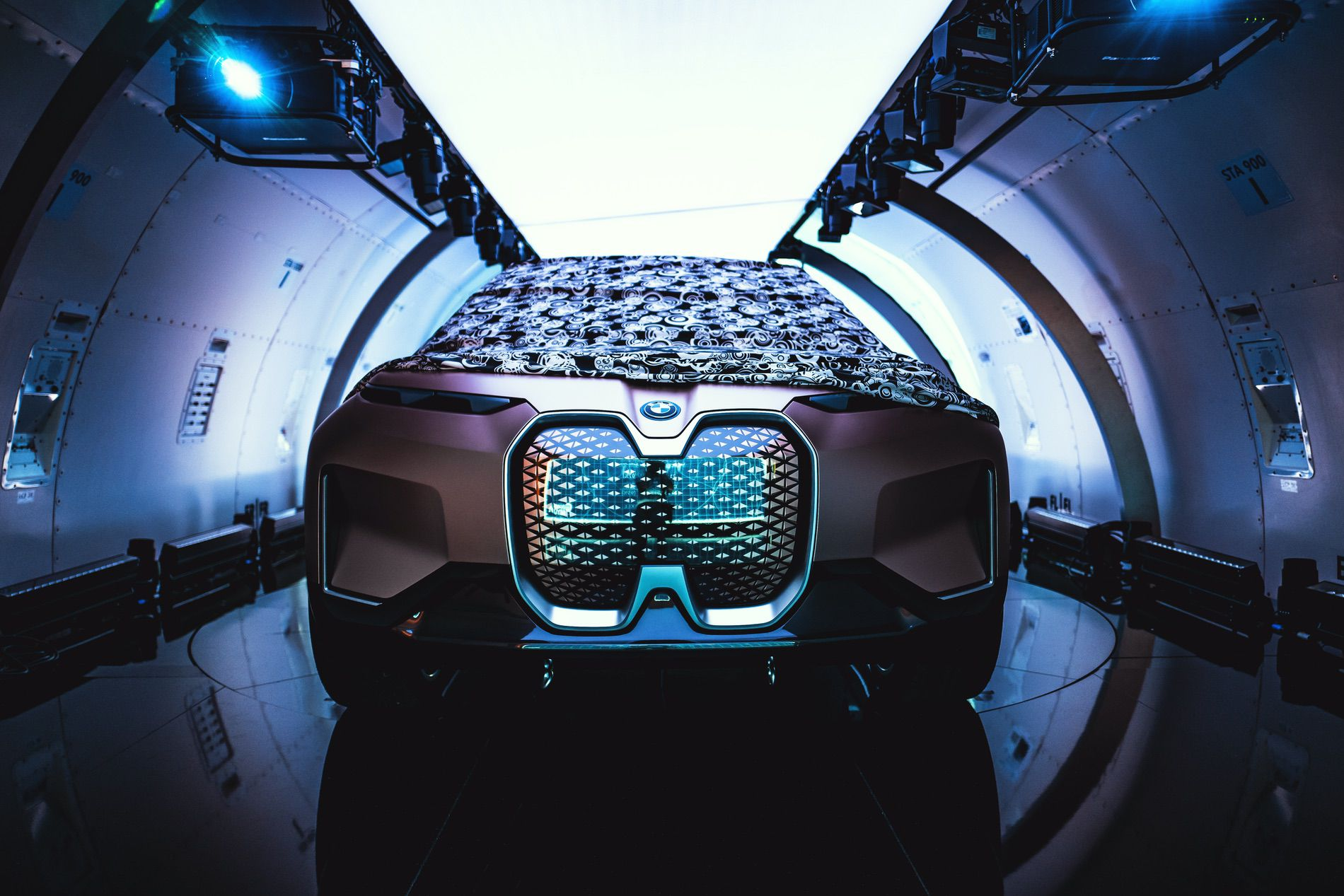 BMW VISION INEXT LAUNCH 20