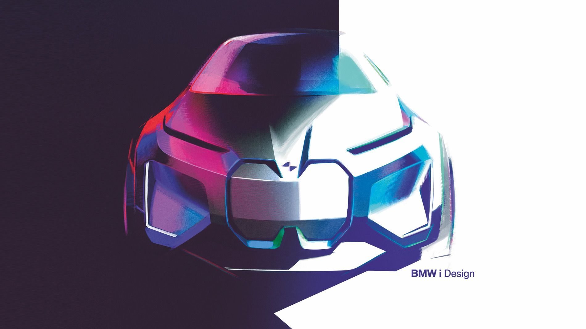 BMW VISION INEXT SKETCHES 01