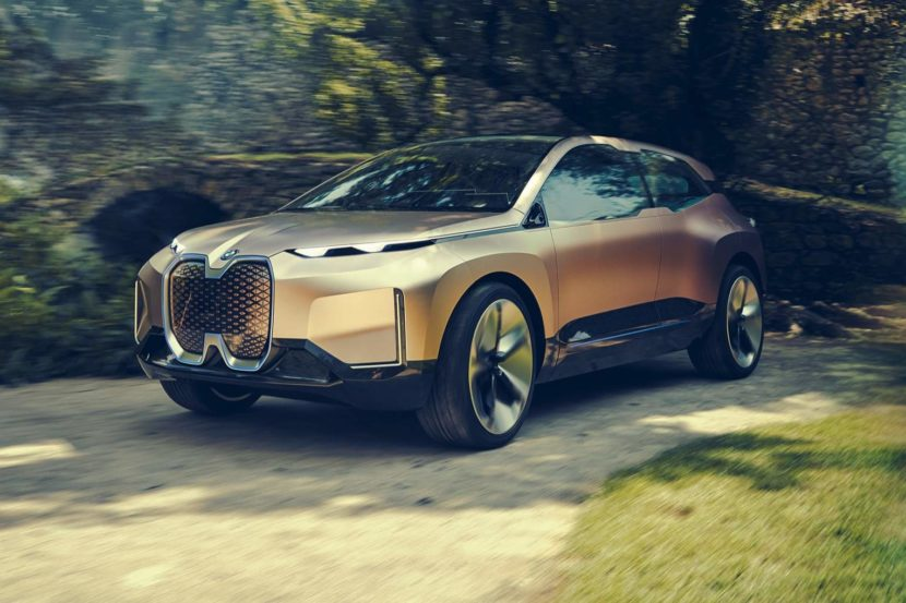 BMW Vision iNEXT Concept 4 830x553