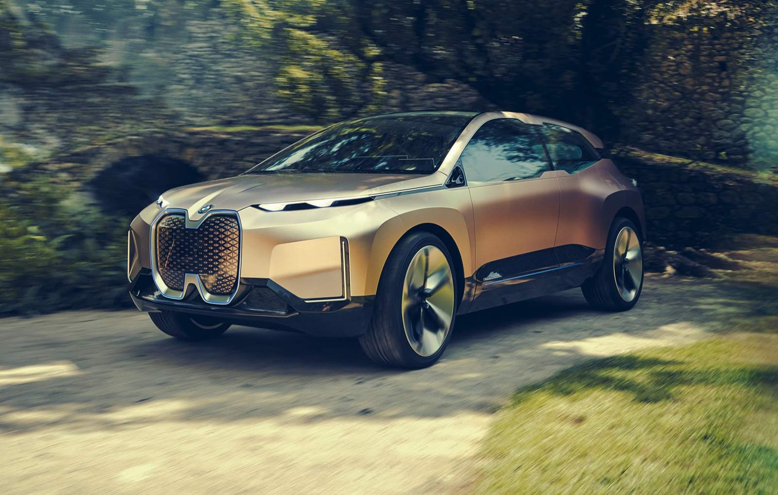 Leaked Bmw Vision Inext Concept Photos Surface Ahead Of