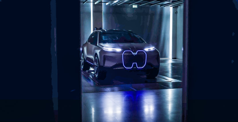 BMW Vision iNEXT Concept Teaser 2 1 830x427
