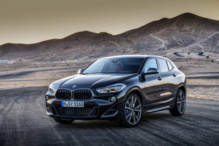 BMW X2 M35i 10 830x553