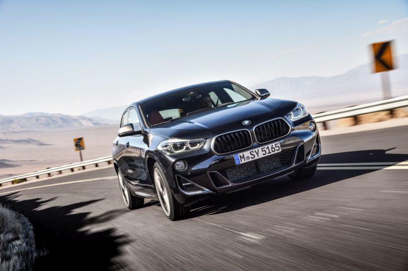 BMW X2 M35i 18 830x553
