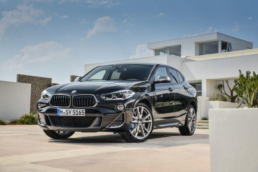 BMW X2 M35i will take on future Audi SQ3