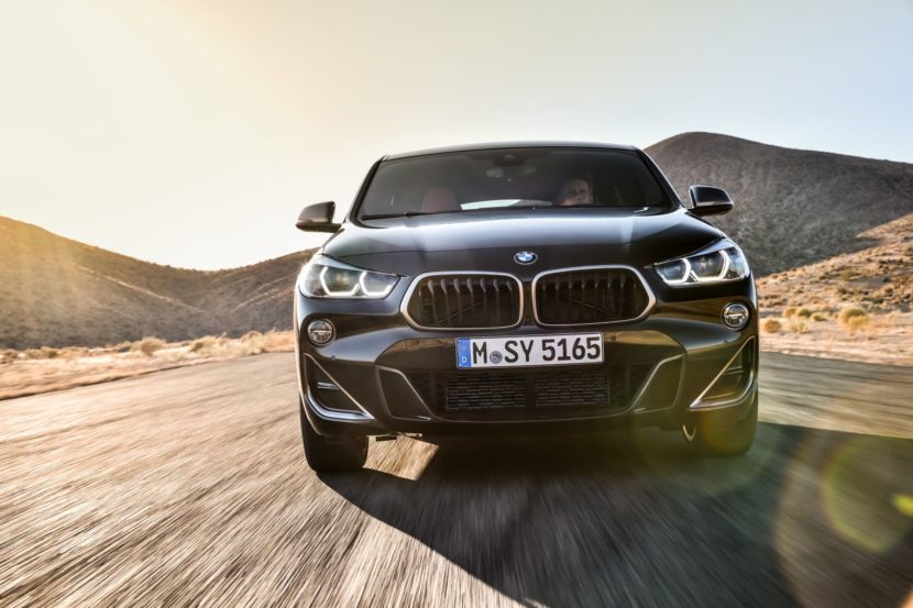 world premiere bmw x2 m35i unveiled with 300 hp i new cars. Black Bedroom Furniture Sets. Home Design Ideas