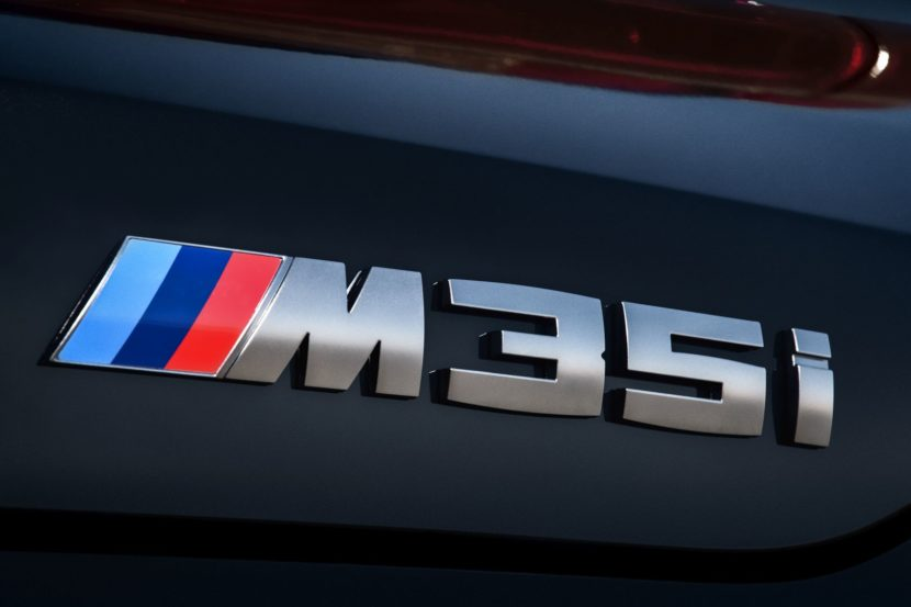 Bmw X2 M35i Is A Preview Of The Upcoming Hot Hatch In The 1 Series Range