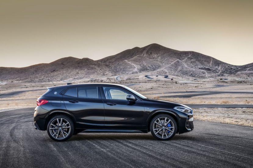 BMW X2 M35i 9 830x553