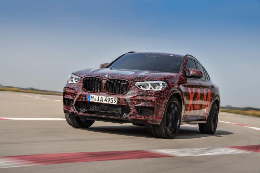 BMW X4 M 10 830x553