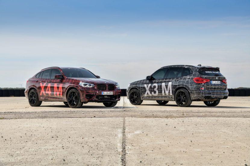 BMW X4 M 12 830x553