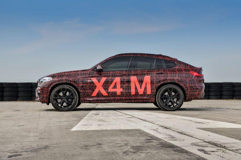 BMW X4 M 4 830x553