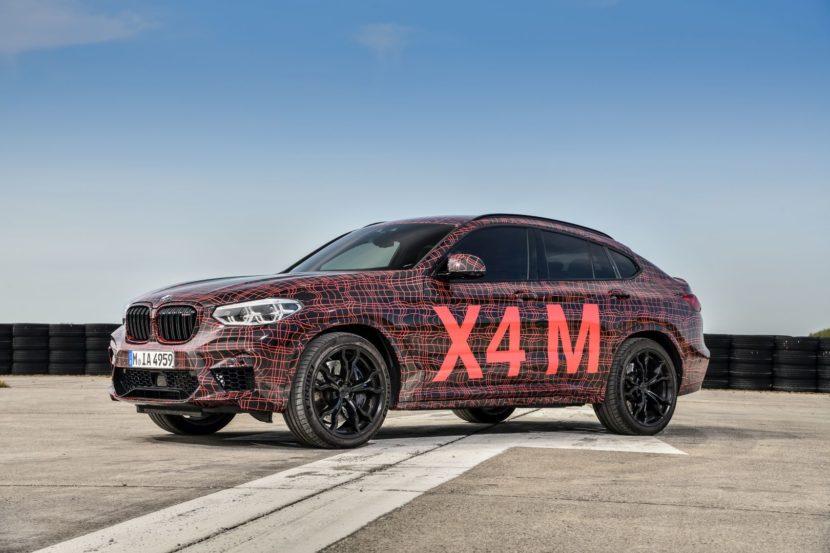 BMW X4 M 5 830x553