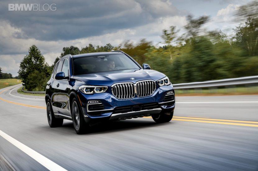 BMW X5 40i xLine 20 830x553
