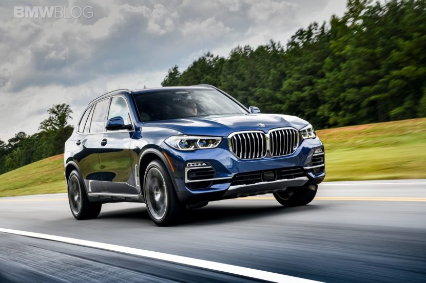 test drive 2019 bmw x5 the flawless suv. Black Bedroom Furniture Sets. Home Design Ideas