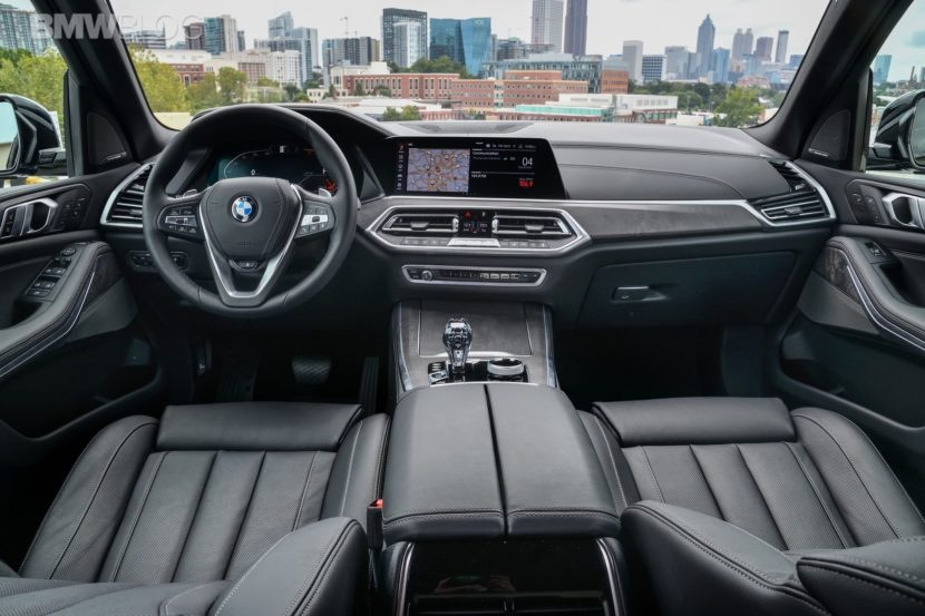 Bmw X5 Interior  mid size luxury suv