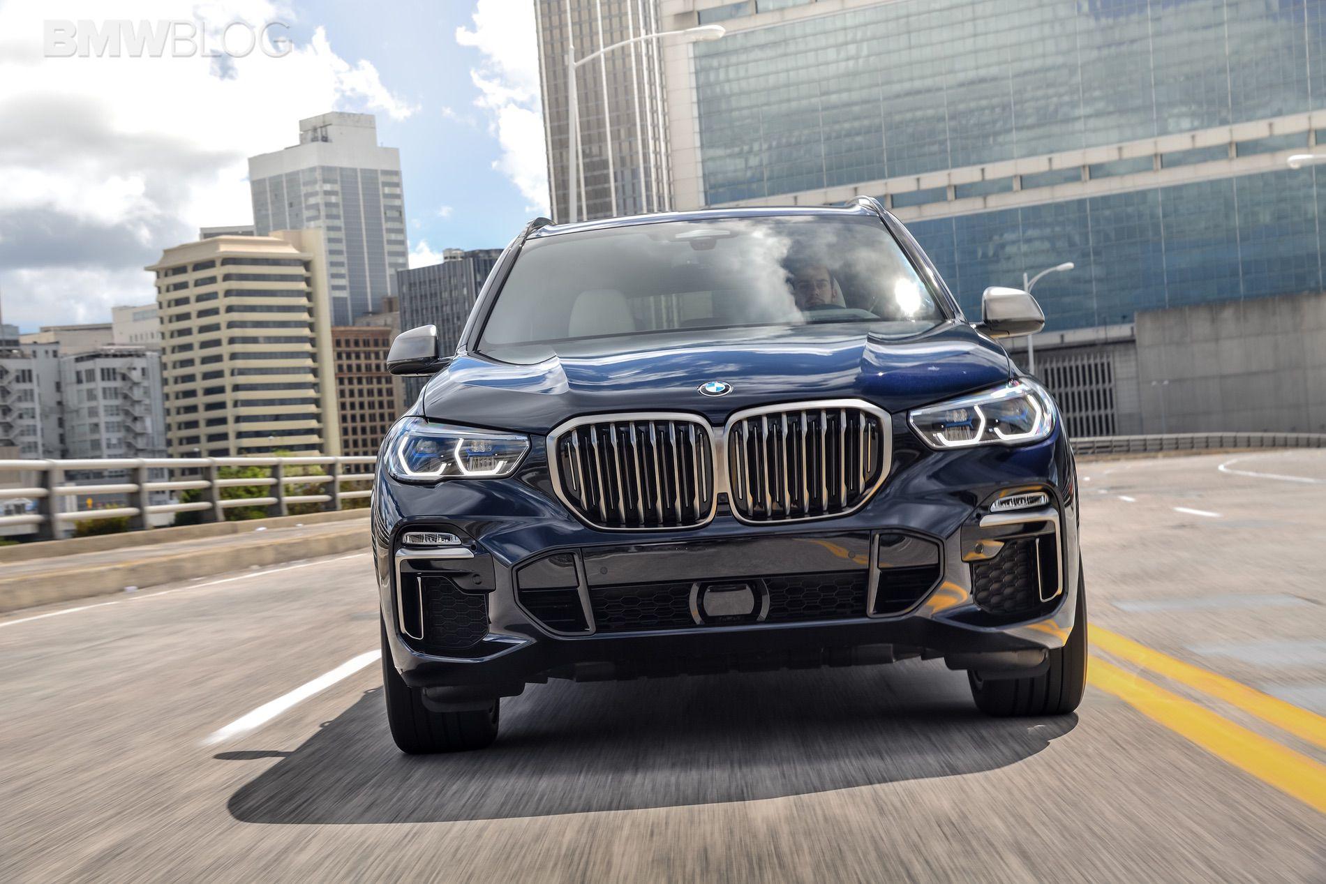 BMW X5 M50d 16