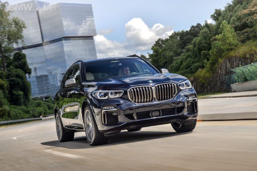 BMW X5 M50d 24 830x553