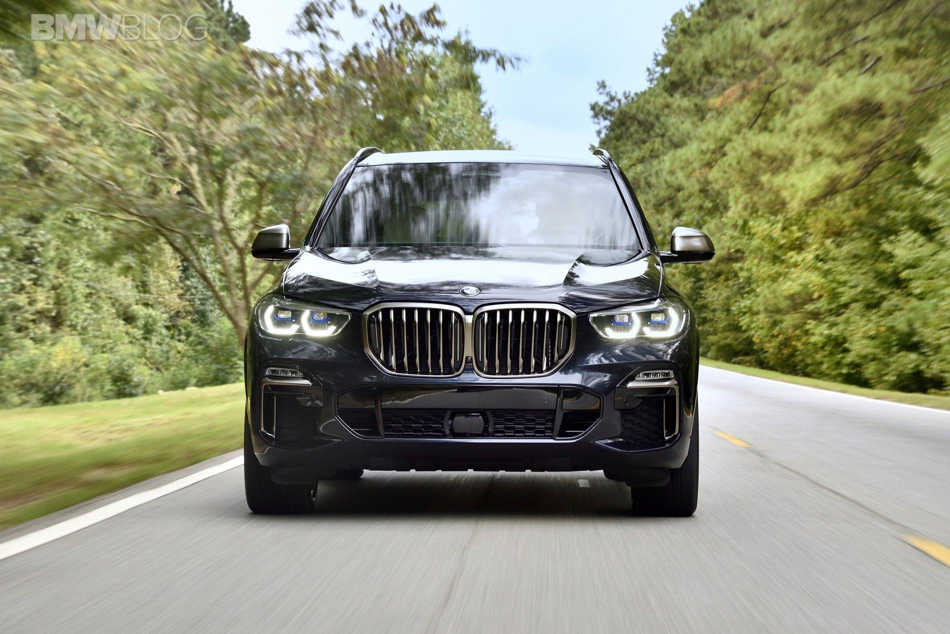 BMW X5 M50d 38