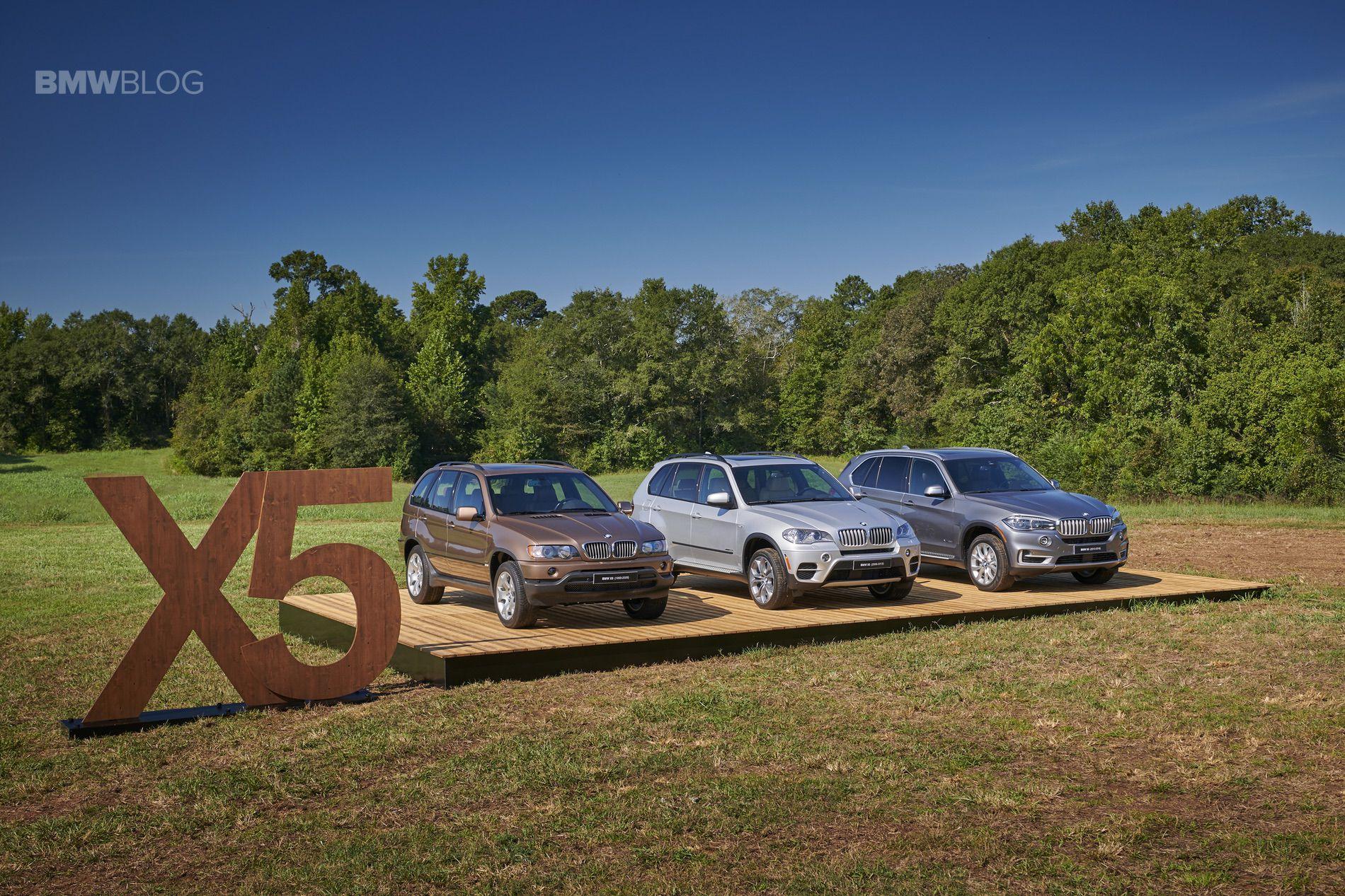 BMW X5 family 05