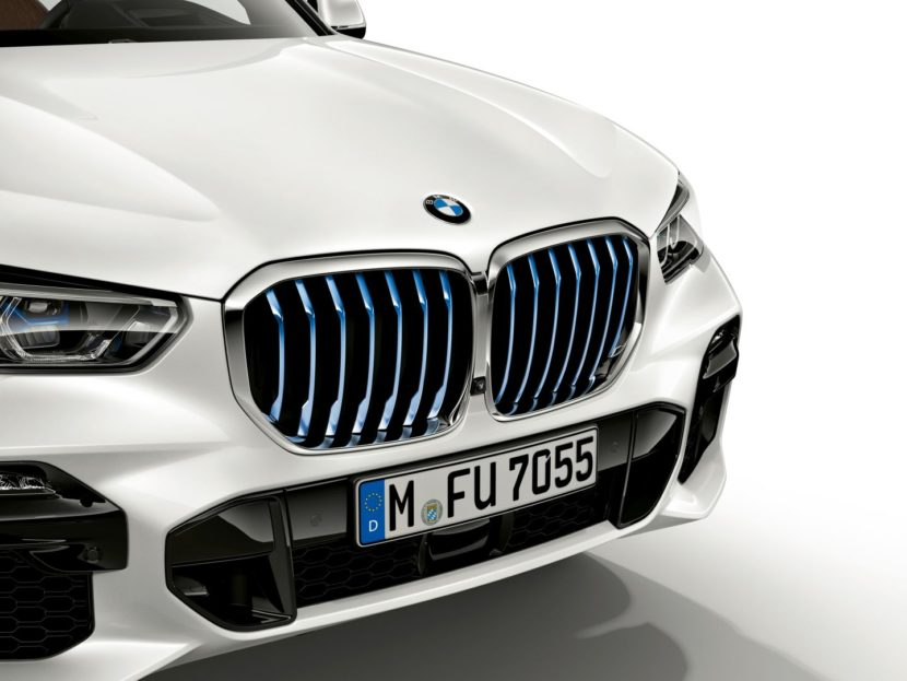 BMW X5 xDrive45e 11 830x623