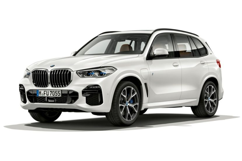 New BMW X5 xDrive45e iPerformance Revealed, Goes On Sale In 2019