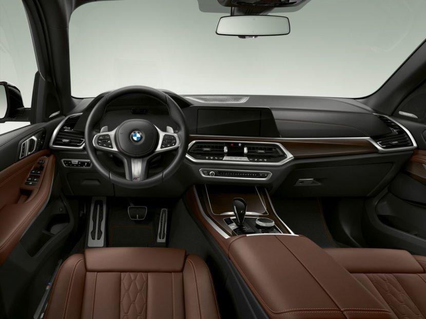 BMW X5 xDrive45e 6 830x622