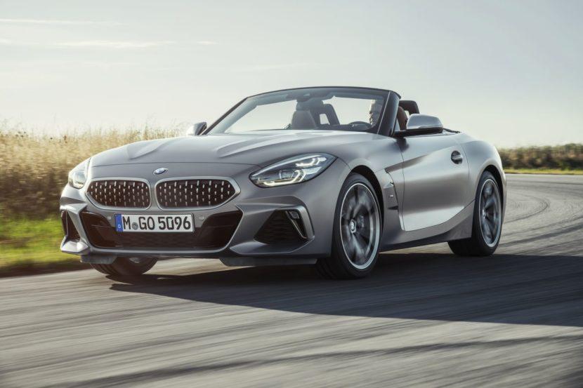 BMW Z4 1 830x553