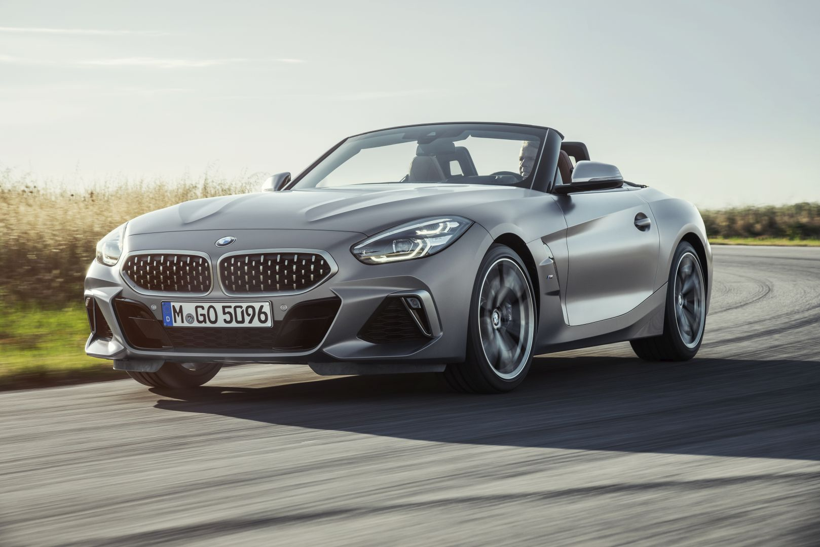 World Premiere Bmw Z4 Sdrive20i Sdrive30i And M40i
