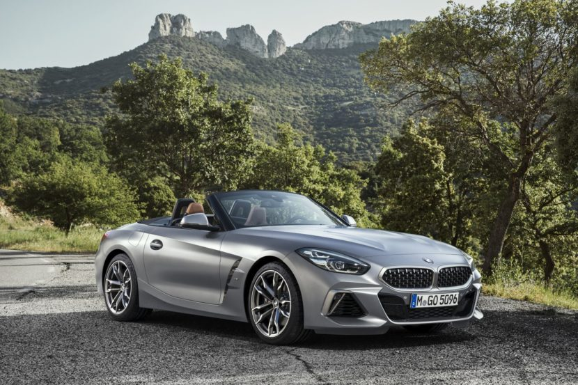 2019 Bmw Z4 Pricing To Kick Off At 50 695