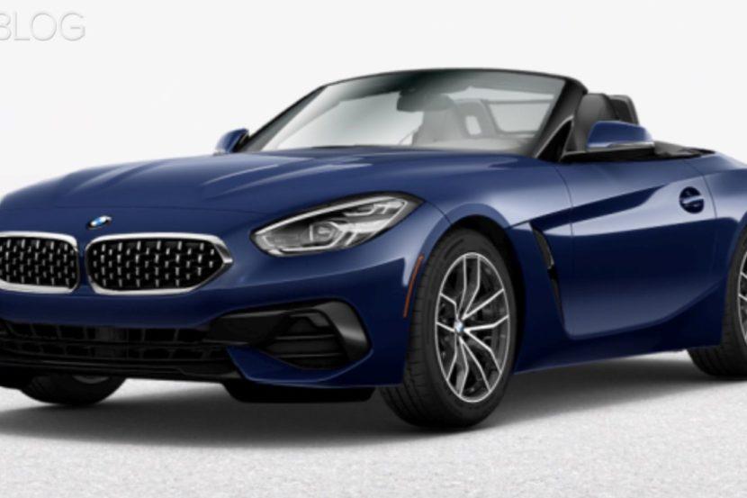 BMW Z4 G29 colors 03 830x553