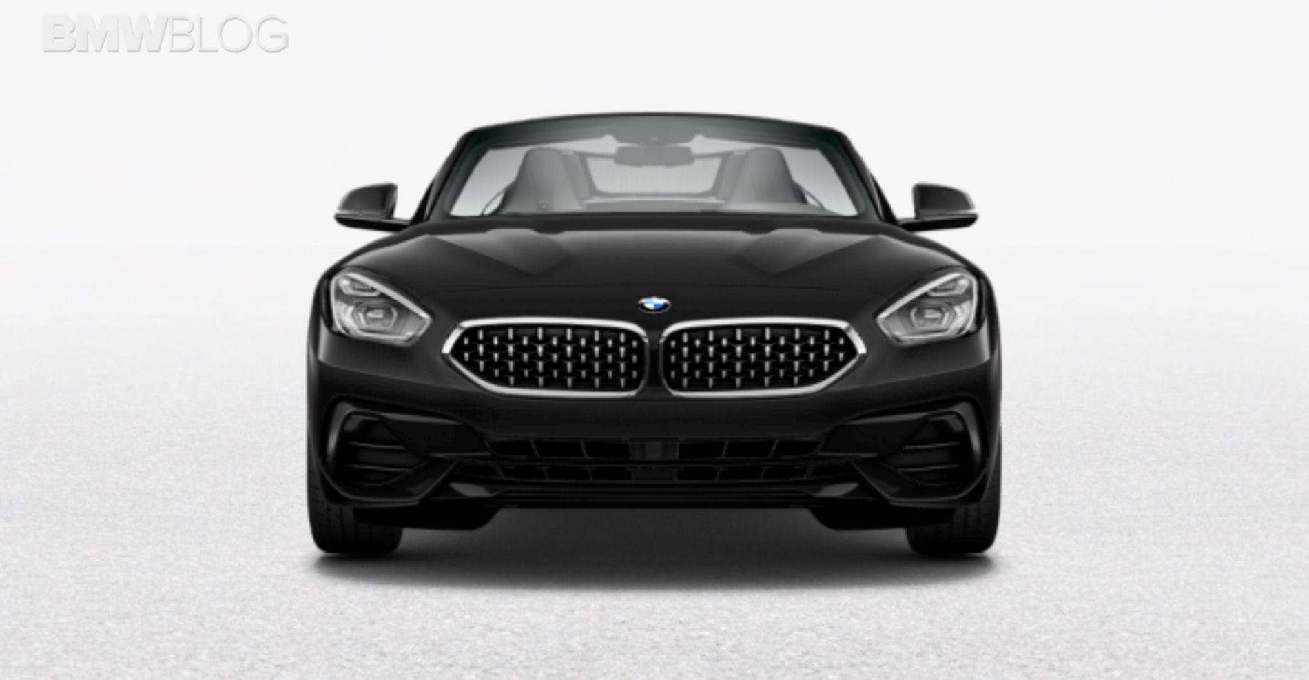 BMW Z4 G29 colors 12