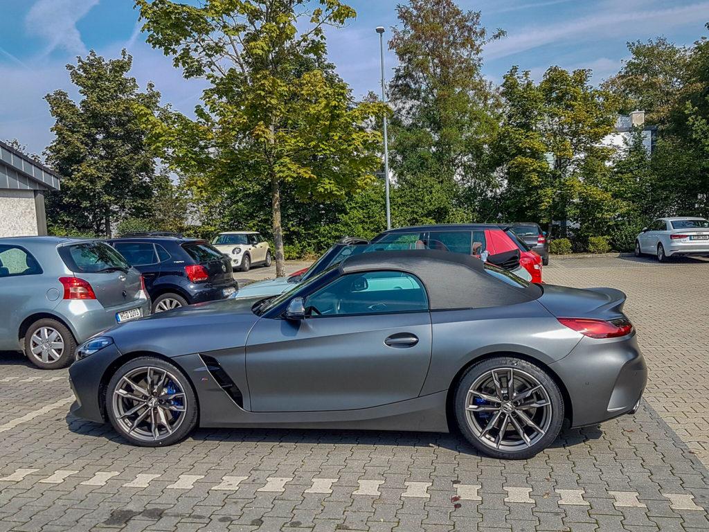 2018 - [BMW] Z4 (G29) - Page 12 BMW-Z4-M40i-Frozen-Grey-2-1024x768